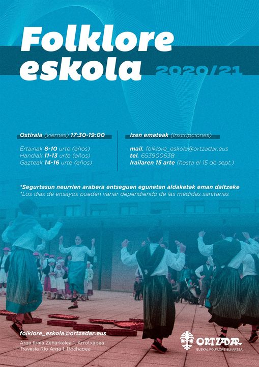 2020-2021 folklore eskola