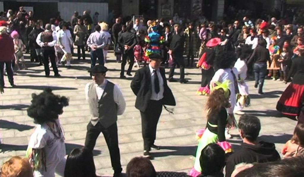 Polka carnaval Tudela